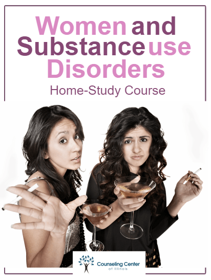 women and substance use disorders home study course